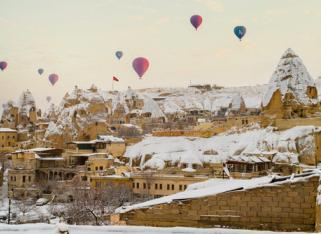 Revelion Antalya & Cappadocia