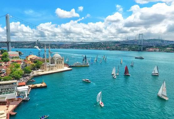 Circuit Istanbul - Bursa - Pamukkale - Troia - Kusadasi - Antalya