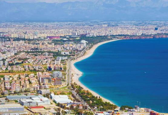 Circuit Autocar - Istanbul, Cappadocia, Antalya, Pamukkale