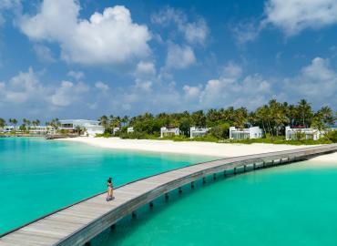 LUX North Male Atoll Resort & Villas