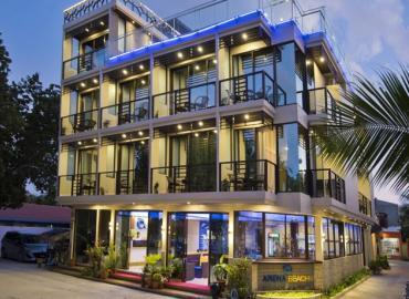 Hotel Arena Beach